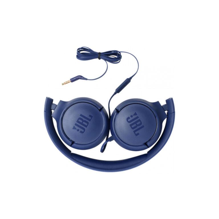 Headphones JBL Tune 500 Azuis