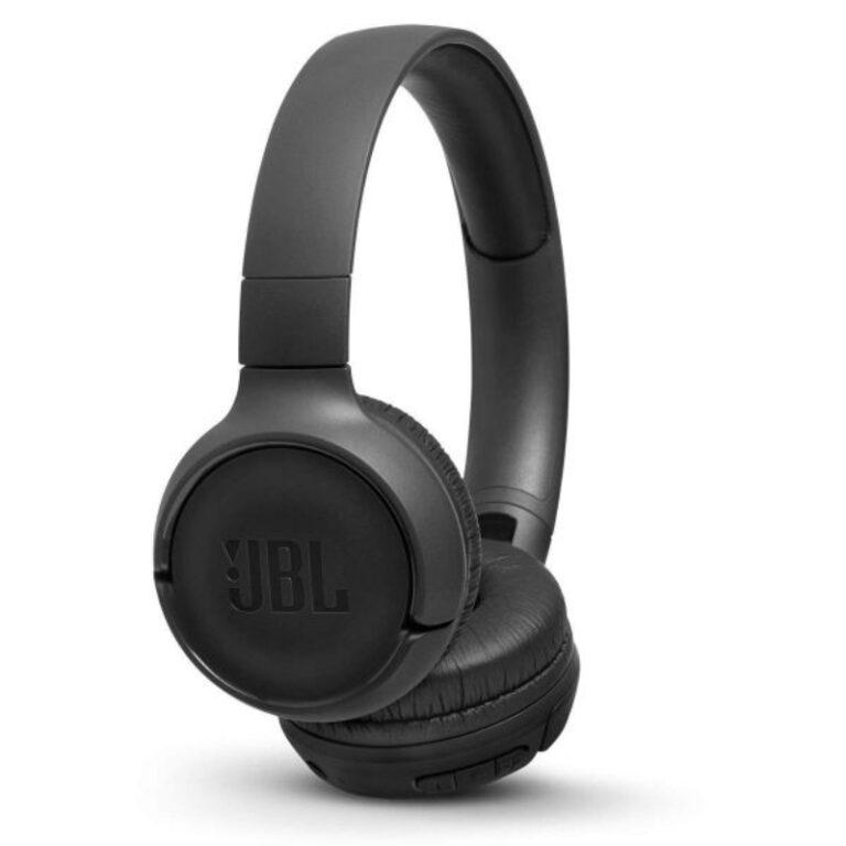 Headphones JBL Tune 500BT Bluetooth Pretos