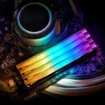 Memoria RAM ADATA XPG SPECTRIX D60 DDR4 3200 DIMM 8GB CL16 RGB 1