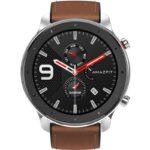 Smartwatch Amazfit GTR 1.39 47mm Aço Inoxidável 1