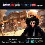 Webcam AverMedia Live Streamer CAM 313 (PW313) FHD YouTuber 8