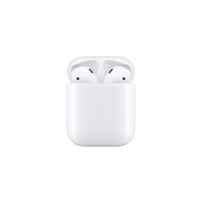 Auriculares Apple AirPods 2019 Wireless Brancos com Caixa de Carregamento