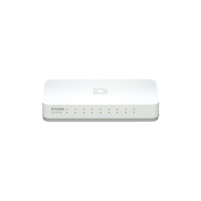 Switch D-Link GO-SW-8E 8 Portas 10/100Mbps