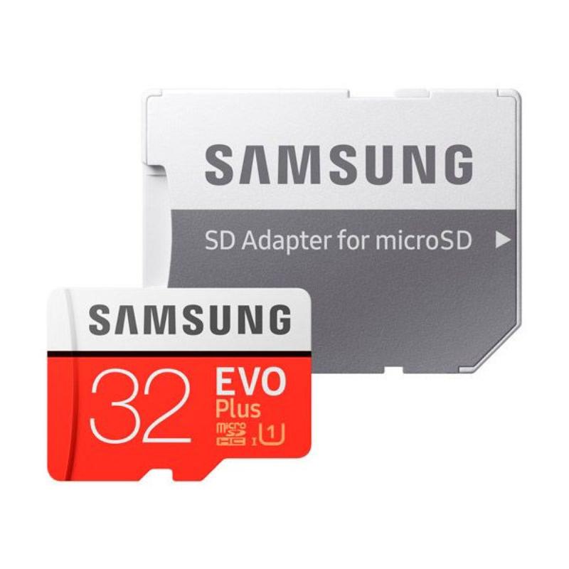 Cartão de memória MicroSDHC 32GB