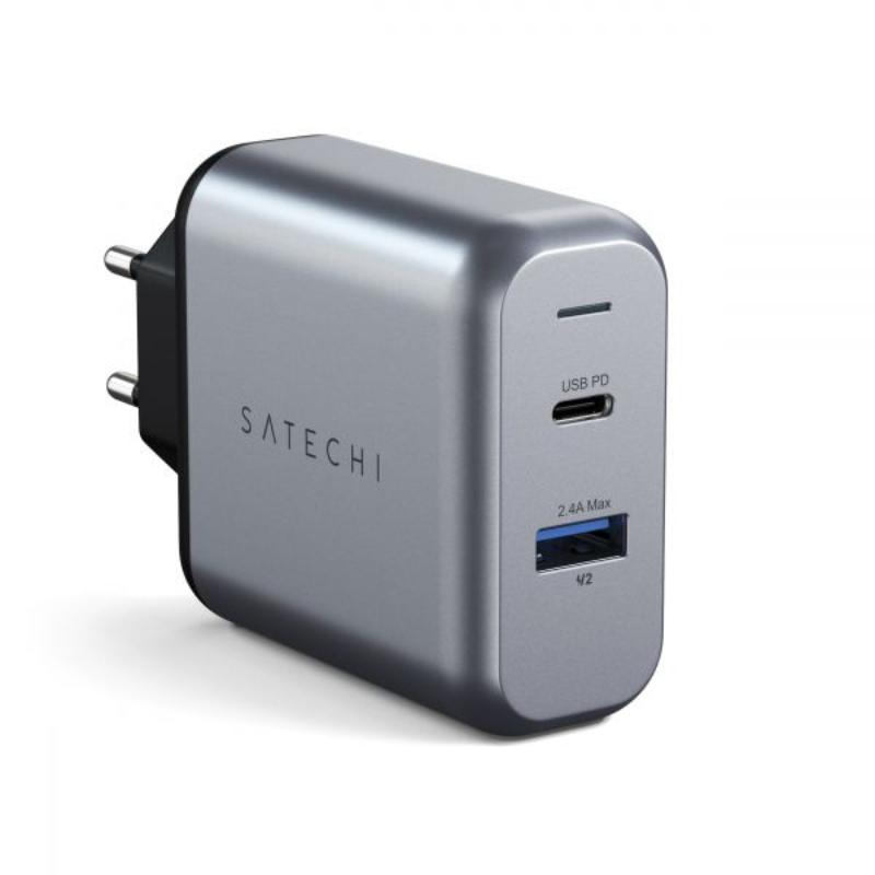 Carregador ST-MCCAM-EU USB-USB-C