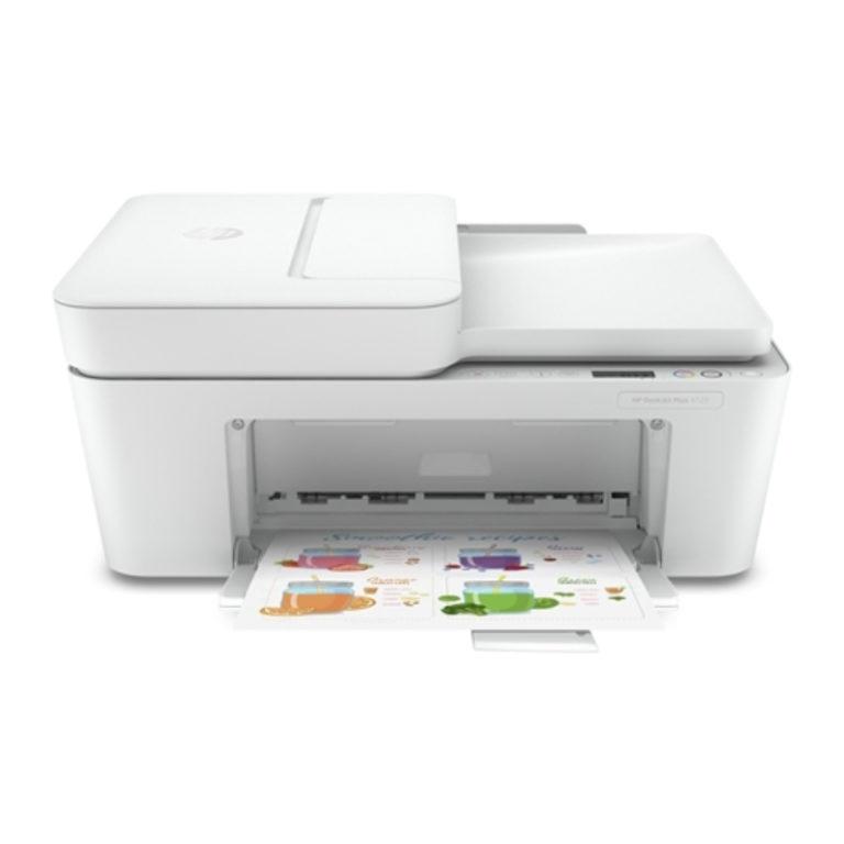 Impressora HP Multifunções Deskjet Plus 4120 Wireless