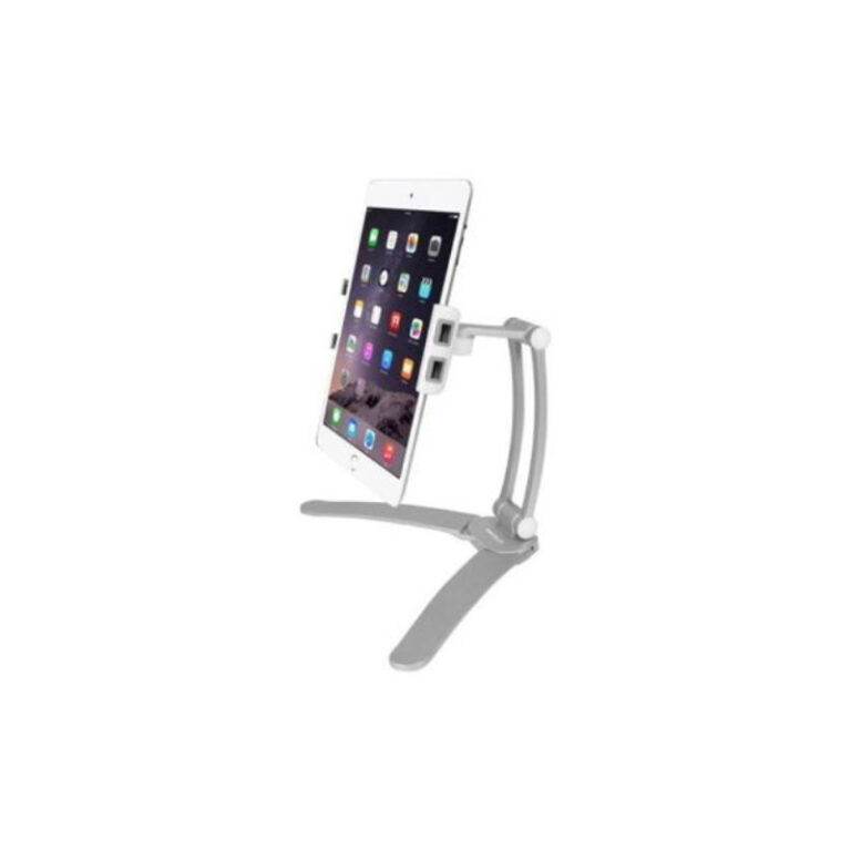 Suporte Tablet/Smartphone Macally Wall Mount/Desk