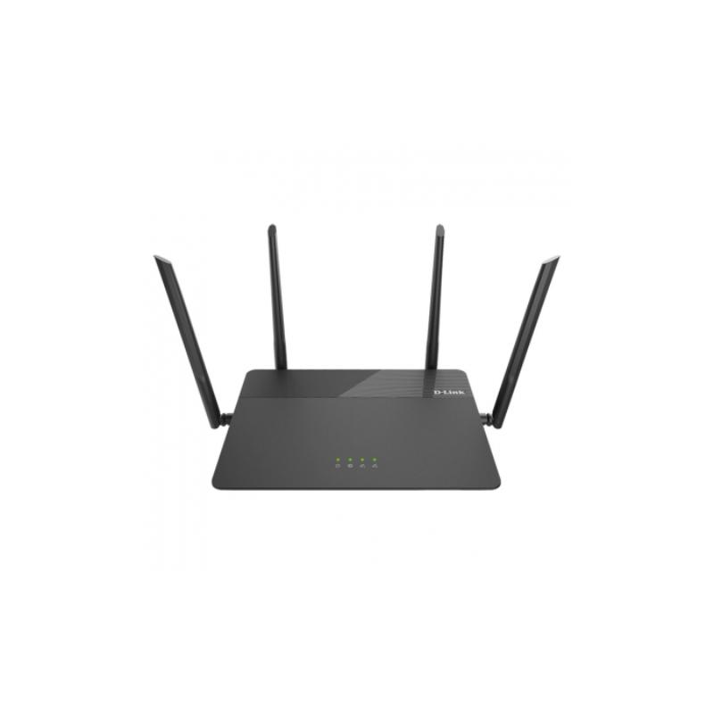 Router D-Link DIR-878 Exo Neutro Gaming AC1900