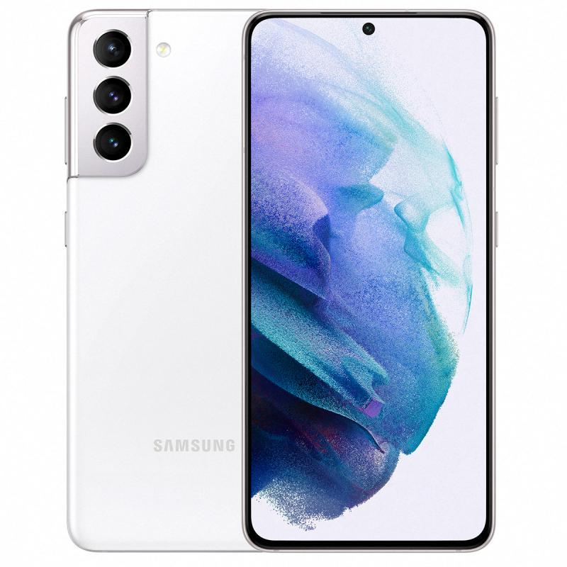 Smartphone Samsung Galaxy S21 8GB/256GB Branco