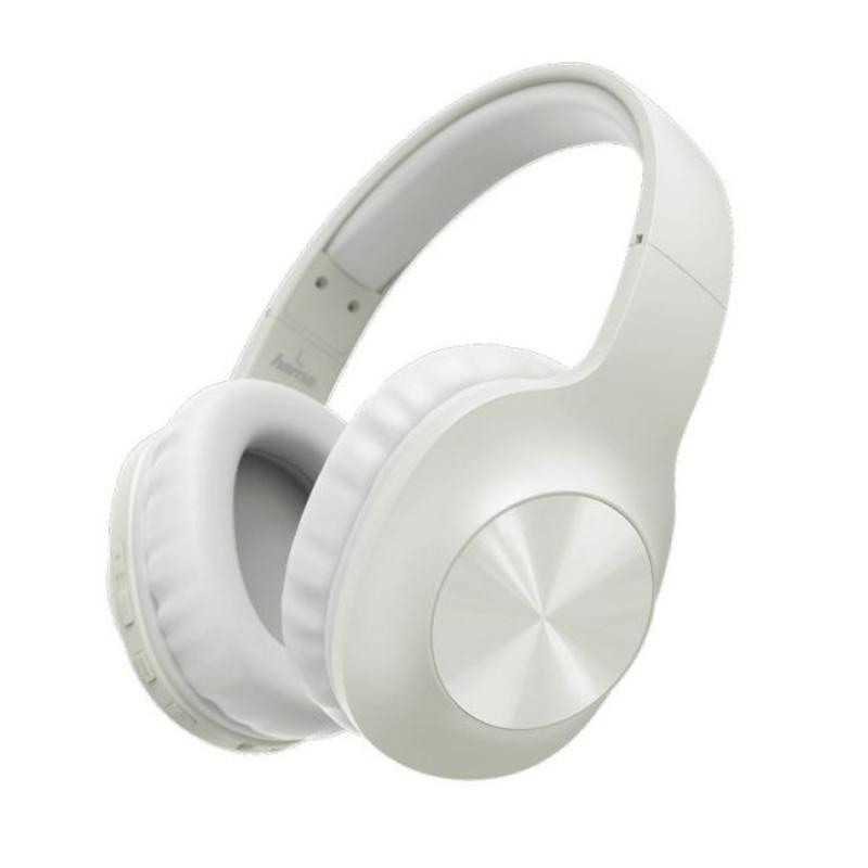 Auscultadores Bluetooth OverEar Hama HP Calypso Branco