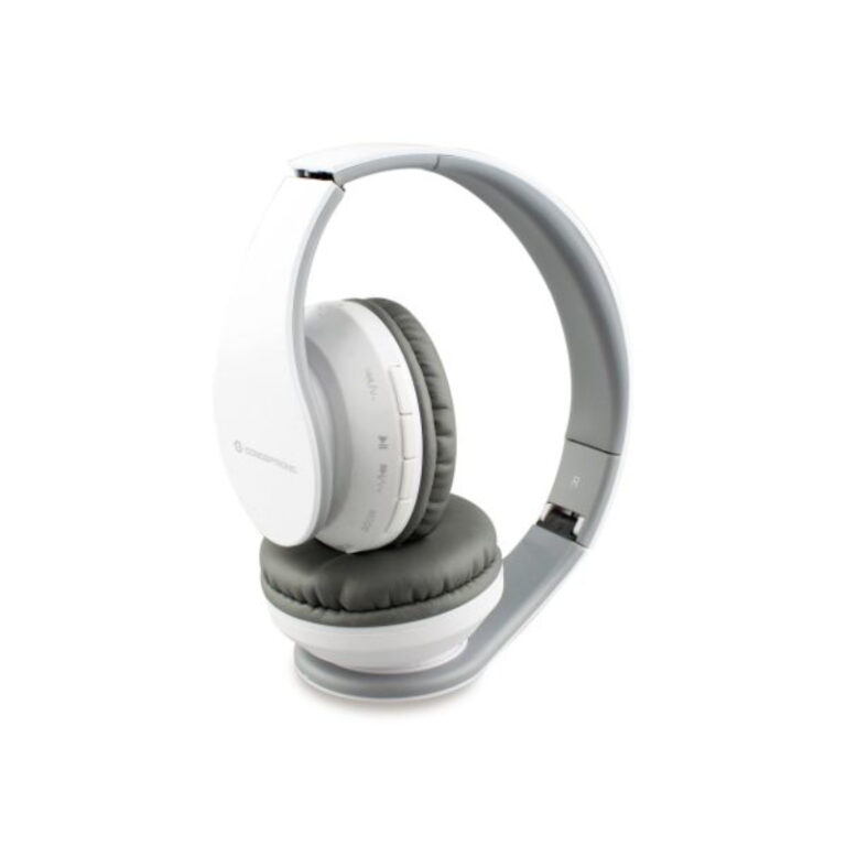 Headset Conceptronic Parris Bluetooth Branco