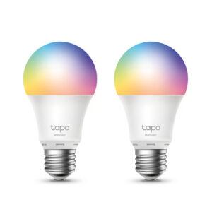 Lâmpada TP-Link Smart Wi-Fi Multicolor 2Pack
