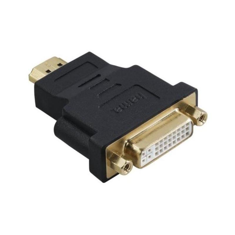 Adaptador Hama HDMI/DVI-D F