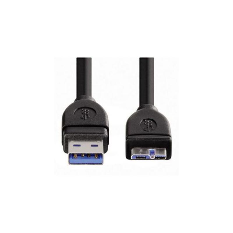 Cabo Hama Micro USB 3.0 0.75m