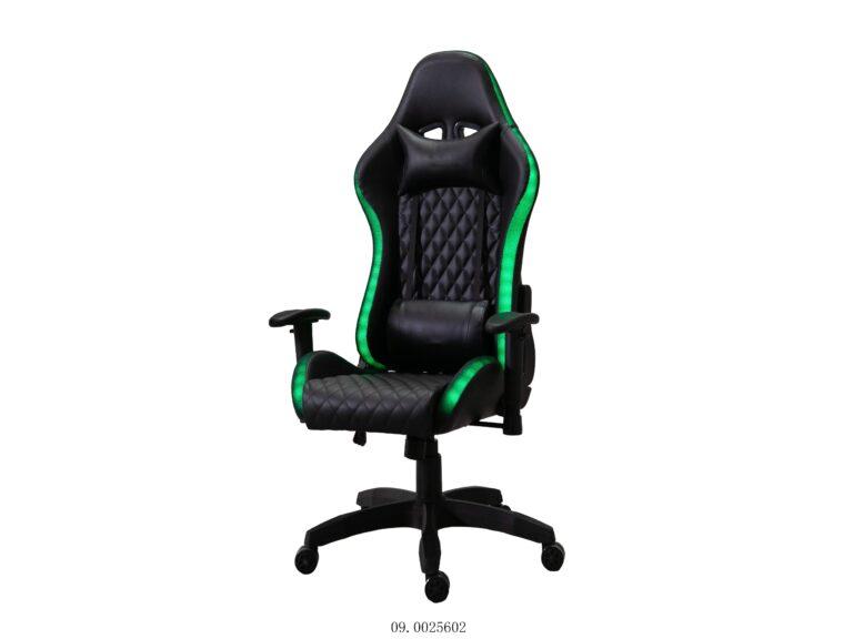 Cadeira MEGA Gaming LED RGB