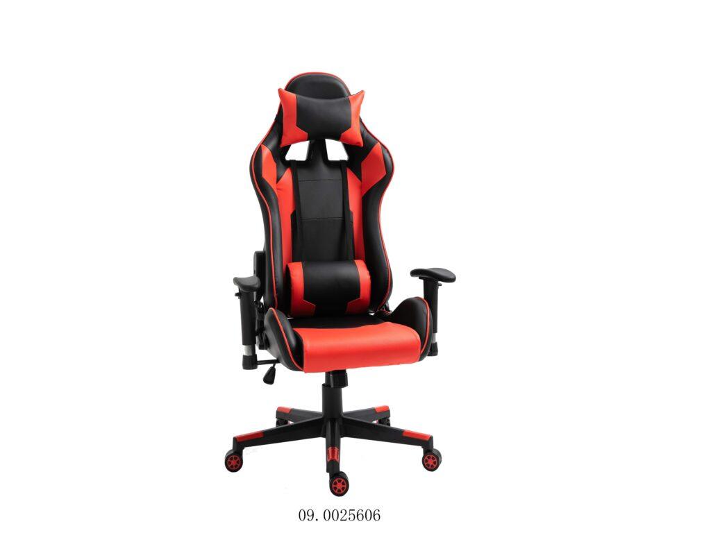 Cadeira MEGA Gaming Vermelha V2