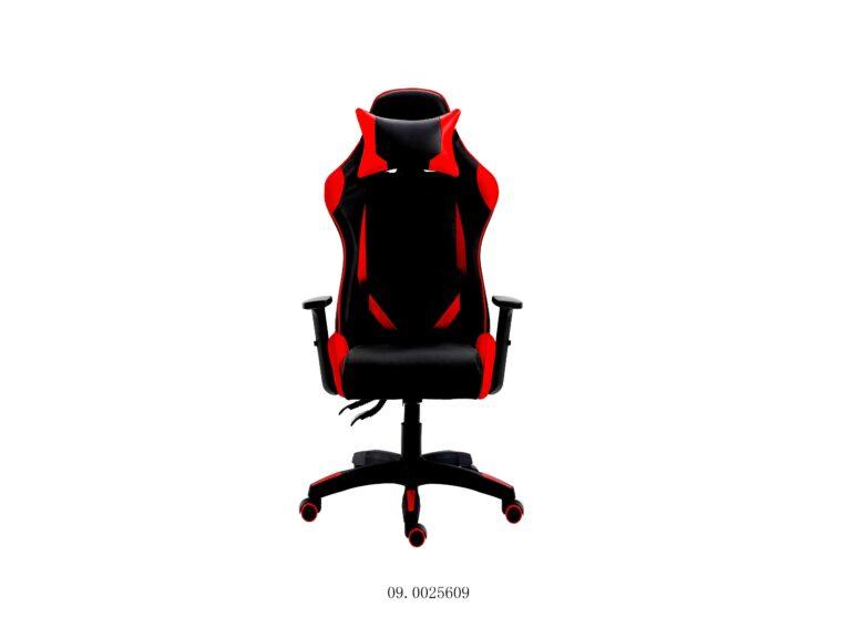 Cadeira MEGA Gaming Vermelha V3