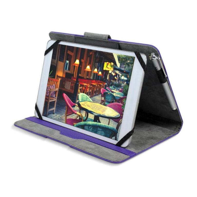 """Capa Tablet Universal 8.5"""" Gener Phoenix Roxo"""