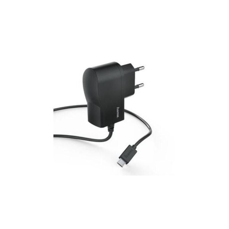 Carregador Hama 220V USB 1A Preto