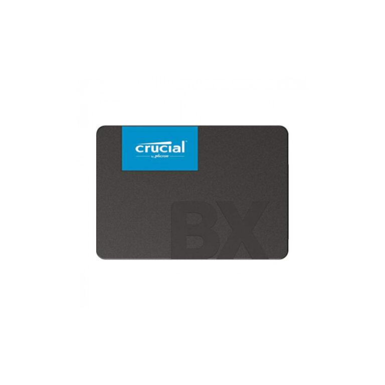 Disco SSD Interno CRUCIAL BX500 240GB SATA 540 MB/s