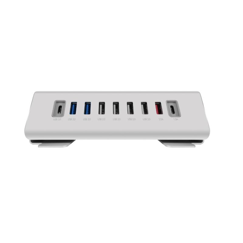 Hub USB-C Macally 7x USB-A + 2x USB-C
