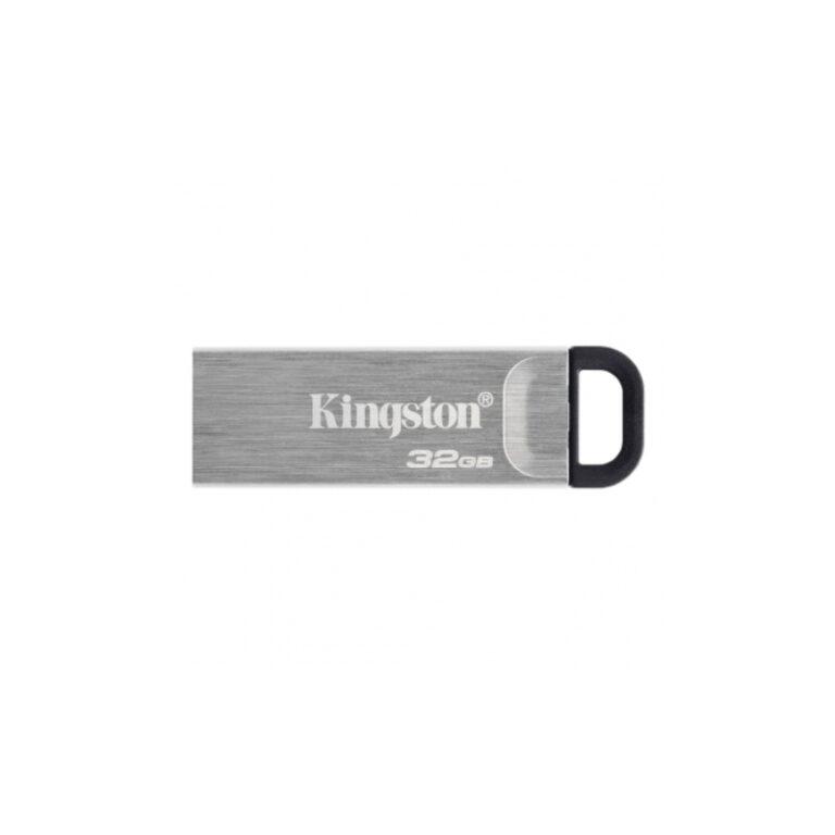 Pen Drive Kingston DataTraveler Kyson 32GB USB 3.2 Preta