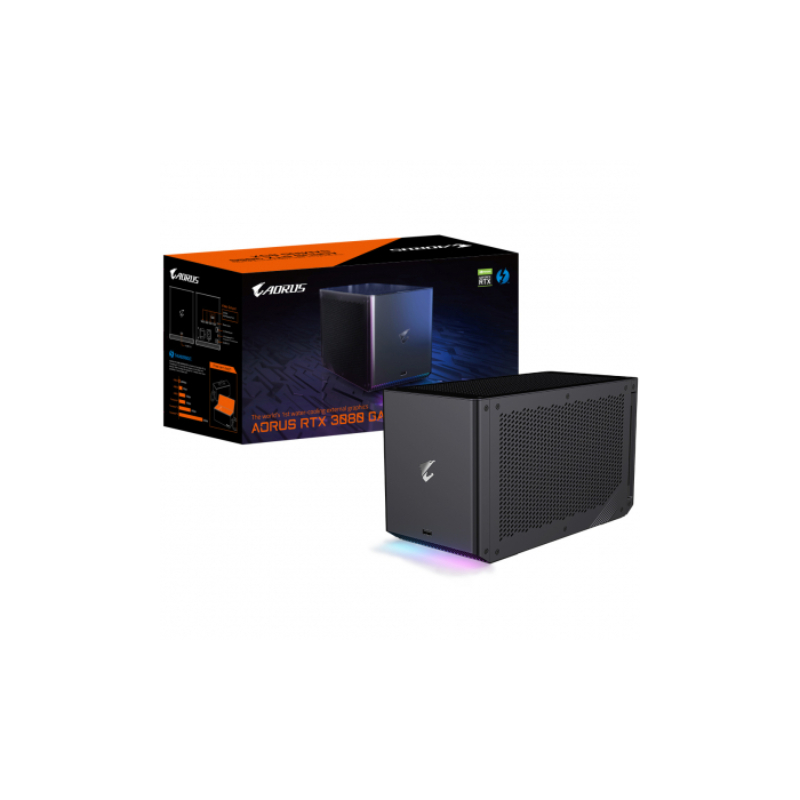 Placa Gráfica Gigabyte RTX 3080 Aorus Gaming Box 10GB