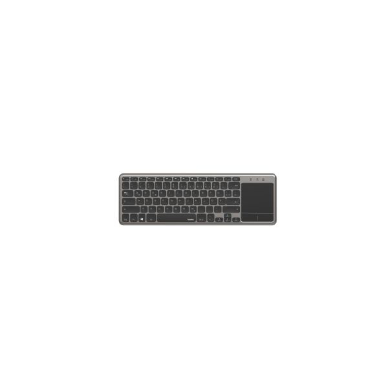 Teclado Hama KW-600T Smart Touch