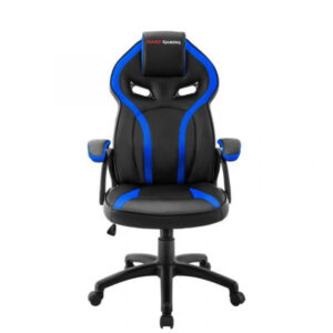 Cadeira Gaming Mars Gaming MGC118 Preto/Azul