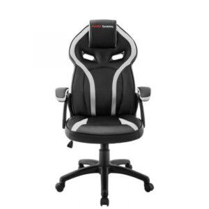 Cadeira Gaming Mars Gaming MGC118 Preto/Branco