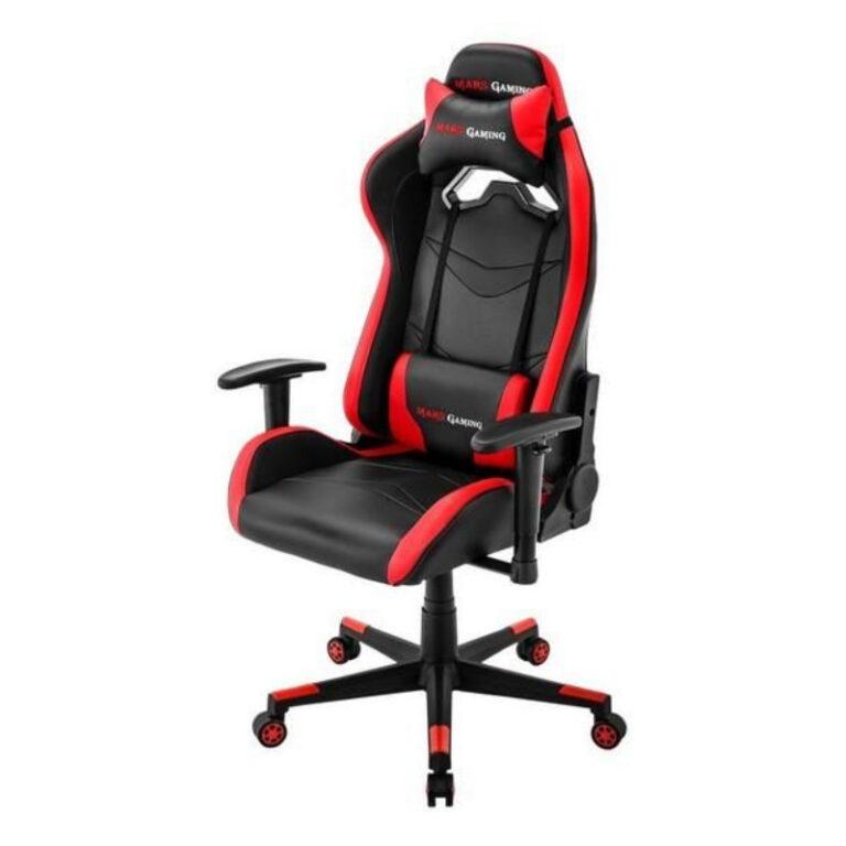 Cadeira Gaming Mars Gaming MGC3 Preto/Vermelho