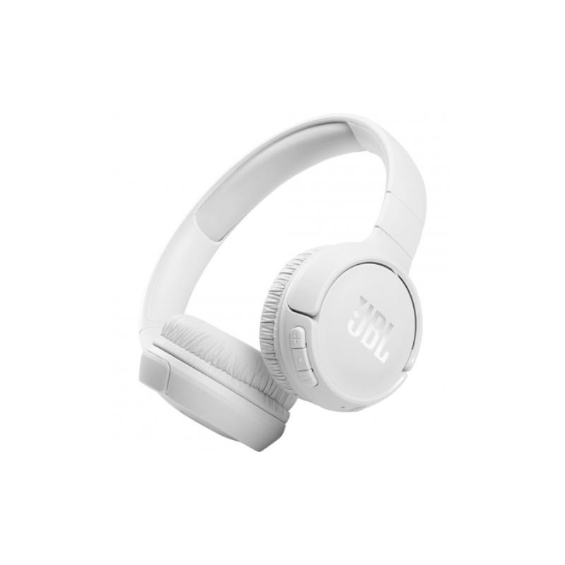 Headphones JBL Tune 510BT Bluetooth Brancos