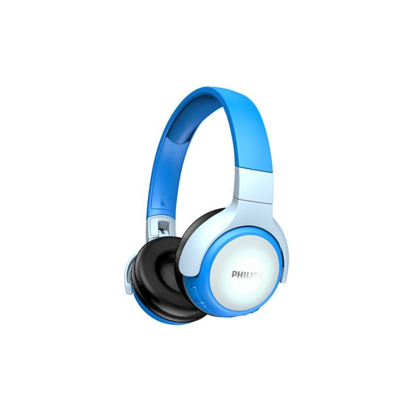 Headphones Philips Wireless Kids TAKH402PK Azul