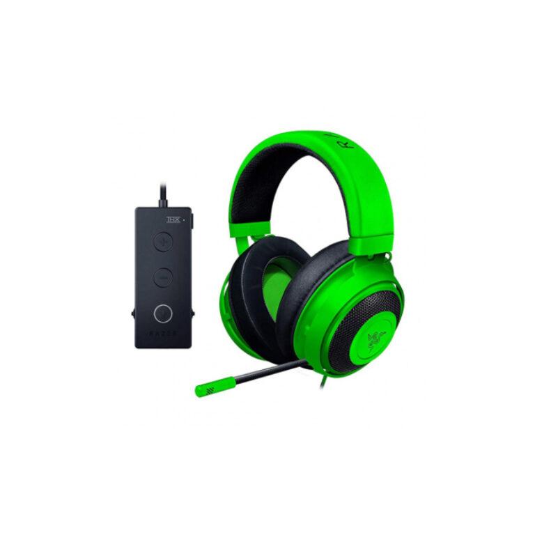 Headset Razer Kraken Tournament Edition Verde