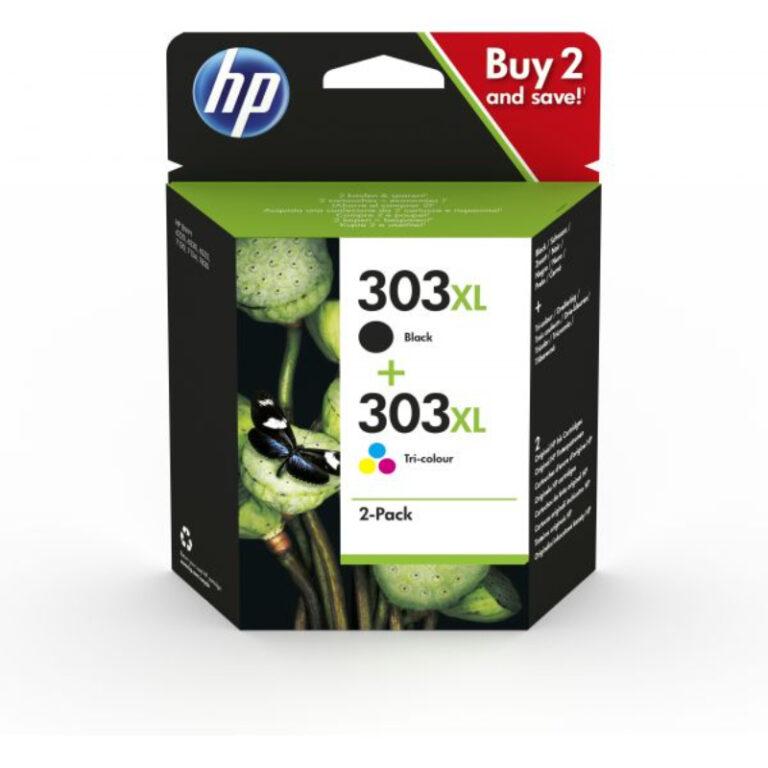 Pack de Tinteiros HP 303 XL Original