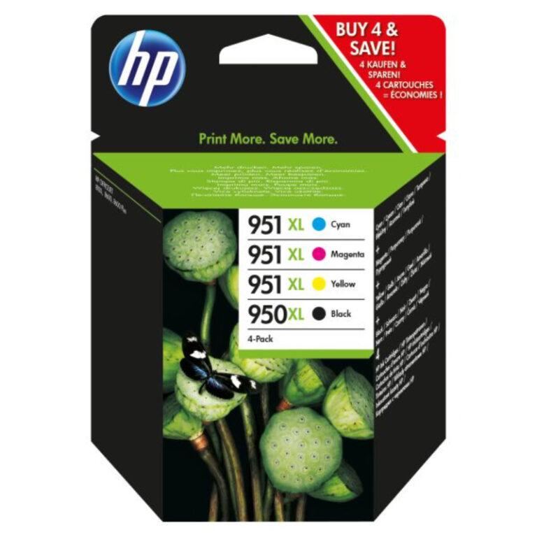 Pack de Tinteiros HP 951 XL Original