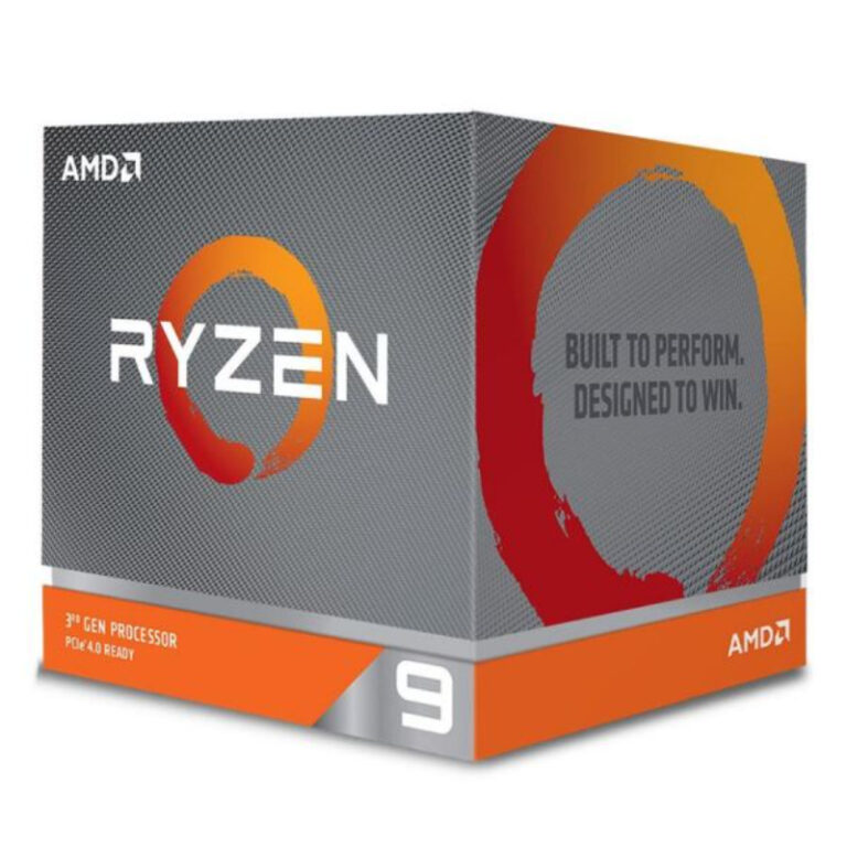 Processador AMD Ryzen 9 3900X 3.8Ghz 12-Core SktAM4