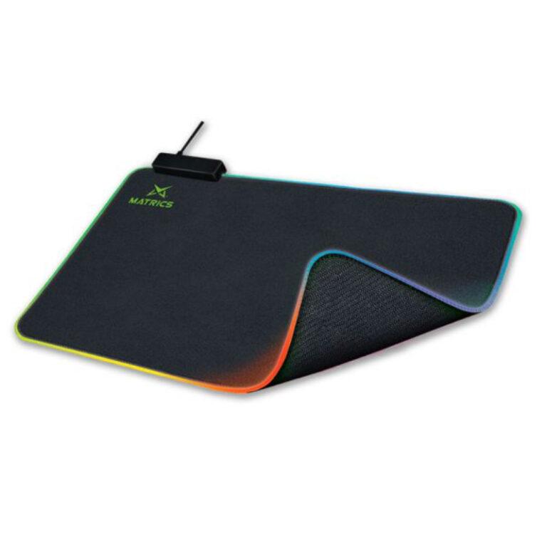 Tapete Matrics L MPR45 RGB Preto