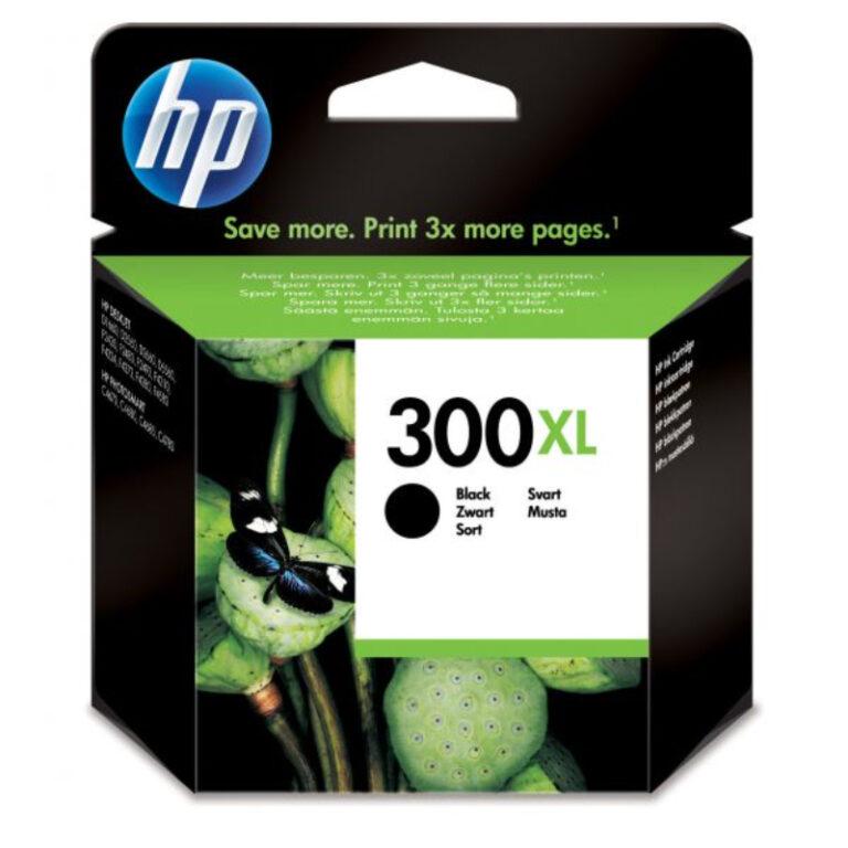 Tinteiros HP 300 XL Preto Original