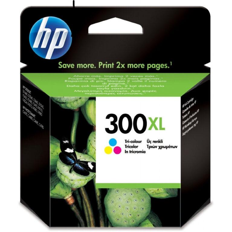 Tinteiros HP 300 XL Tricolor Original