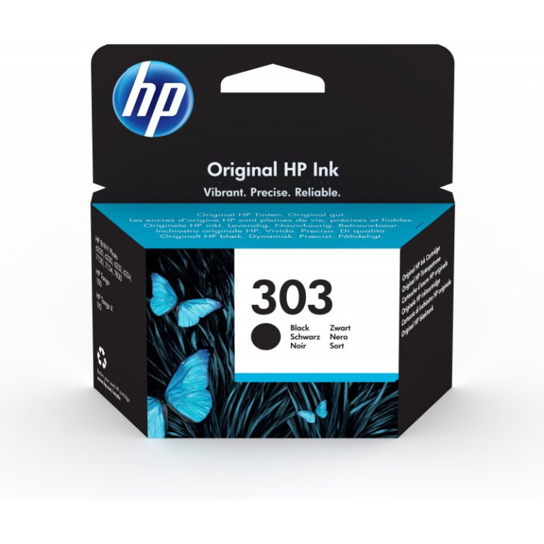 Tinteiros HP 303 XL Preto Original