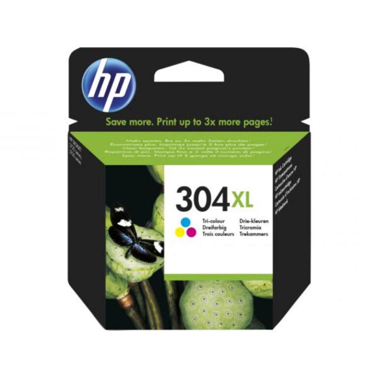Tinteiros HP 304 XL Tricolor Original