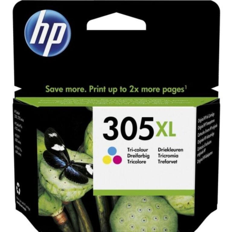 Tinteiros HP 305 XL Tricolor Original