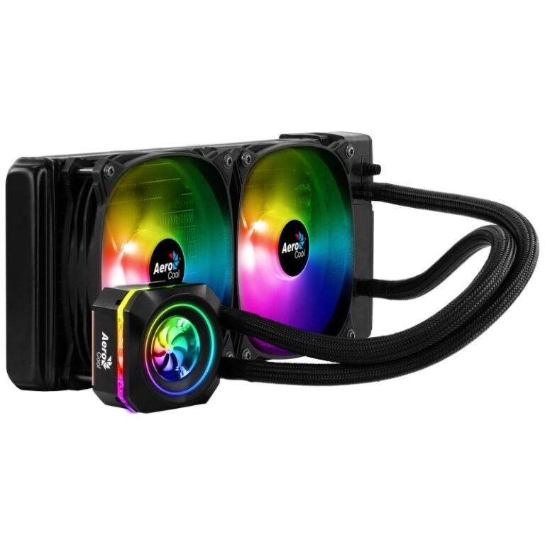 Cooler CPU Aerocool Pulse L240F Liquid RGB