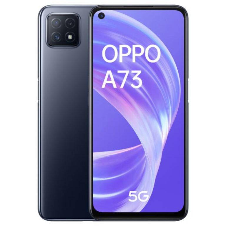 Smartphone Oppo A73 5G Dual SIM 8GB128GB Navy Black