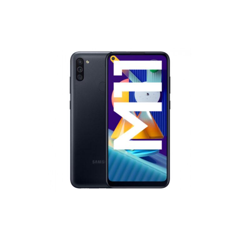 Smartphone Samsung Galaxy M11 6.4 3GB32GB Dual SIM Preto
