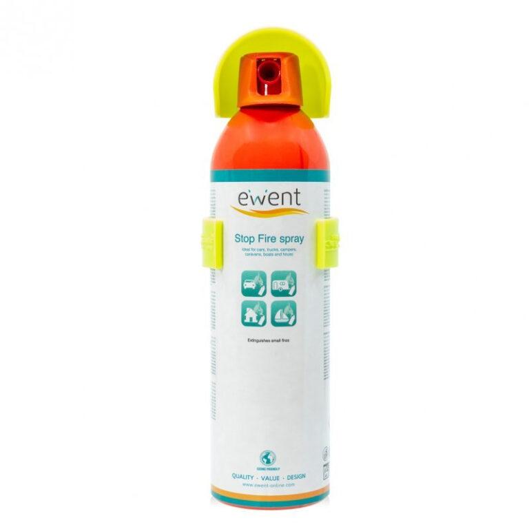 Ewent Spray Extintor de Fogo 350ml