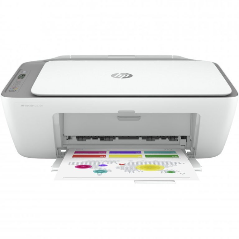 Impressora HP Deskjet 2720e AIO Multifunções