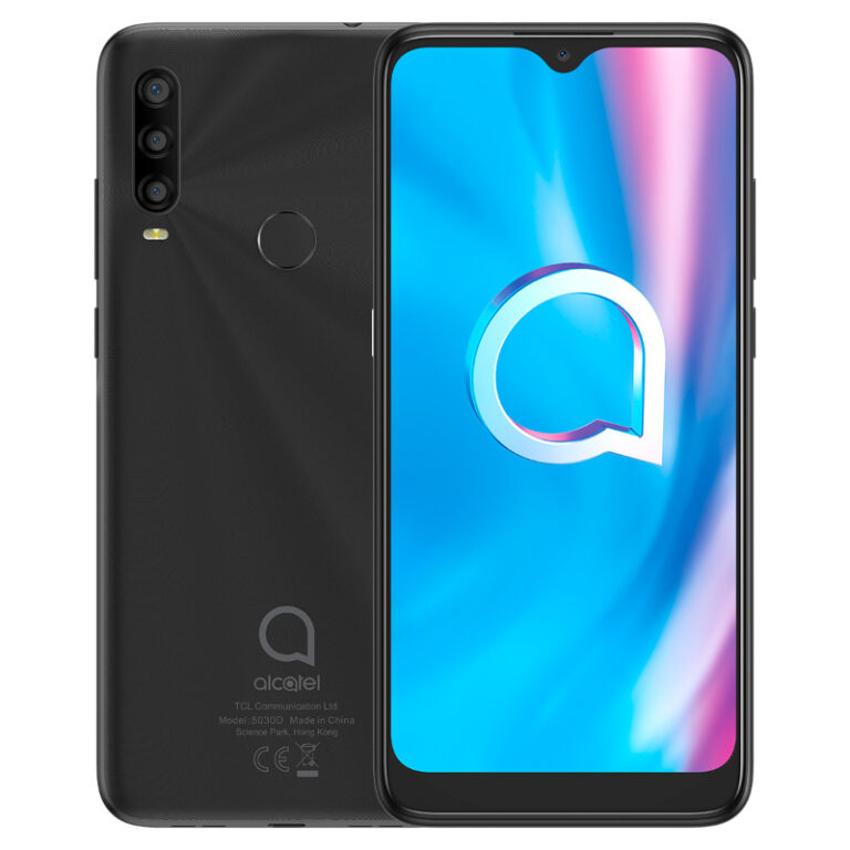 Smartphone Alcatel 1 SE 2020 3Gb/32Gb Dual SIM - Cinzento