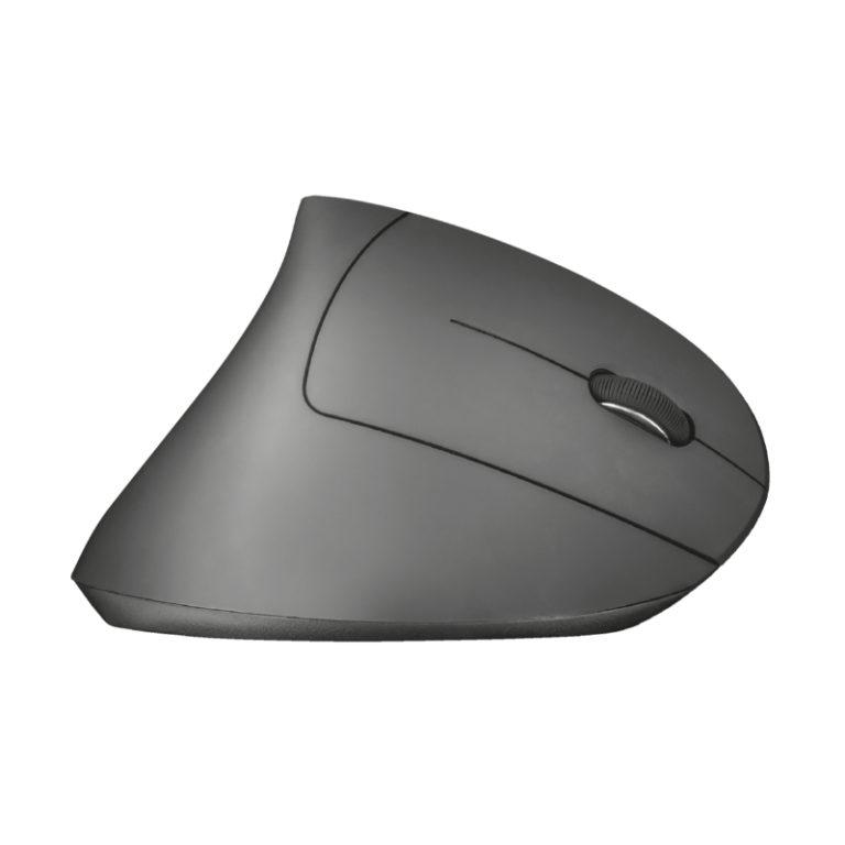 Rato TRUST Verto Ergonómico Wireless